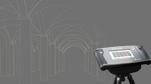 Flexijet 3D - CAD-Laseraufmaßsystem