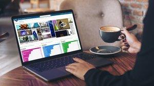 3DX-Social Business Analyst - Inhalte filtern