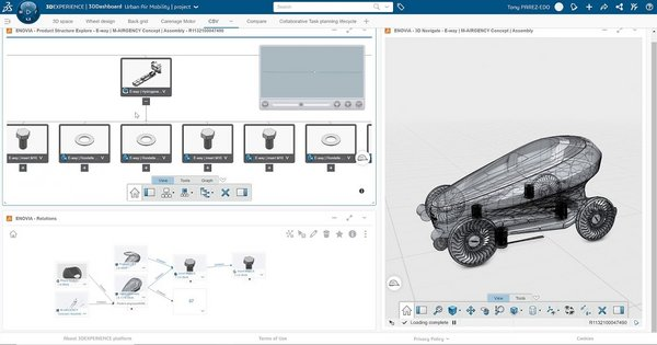 3DX SOLIDWORKS - Industry Innovator