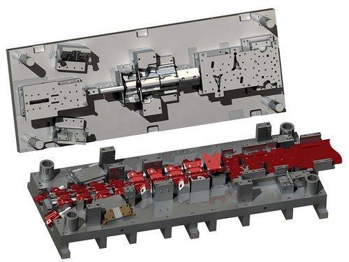 Werkzeugkonstruktion