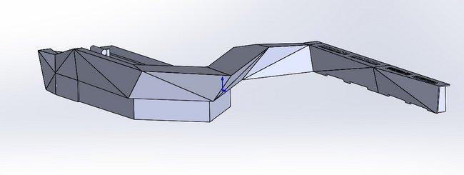ToolBox Wood Diamanttheke