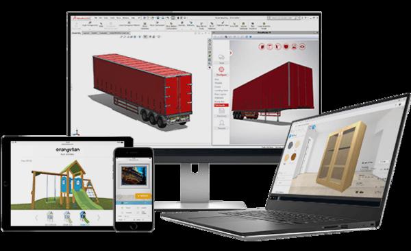 DriveWorks für die Produktkonfiguration