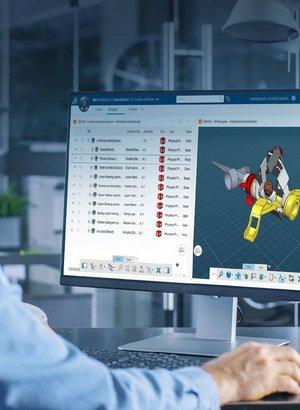 3DEXPERIENCE Collaborative Designer for SOLIDWORKS