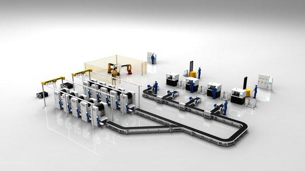 Lino 3D - Plan