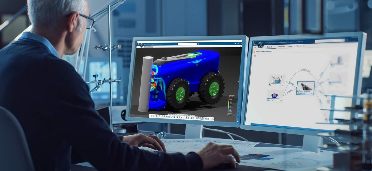 3DX Works Simulation - Structural Mechanics Engineer
