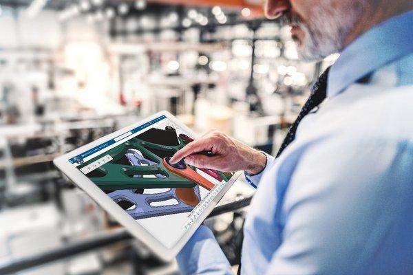 3DX Collaborative Business Innovator - Speichern von Konstruktionsinhalten