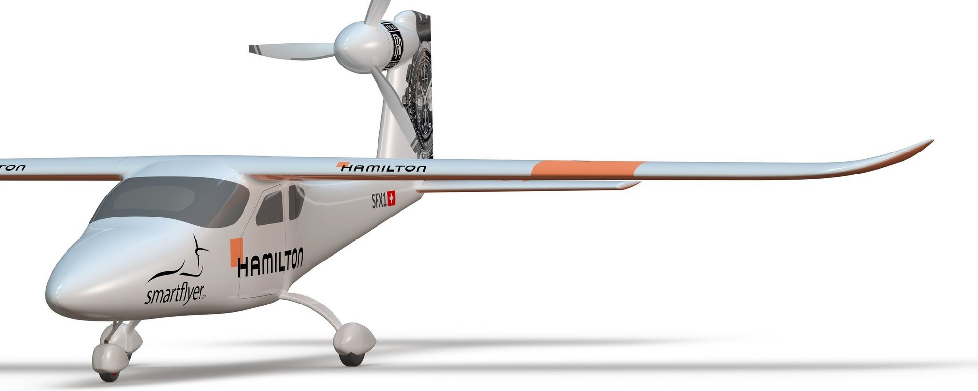 Smartflyer entwickelt Hybridflugzeug mit SOLIDWORKS