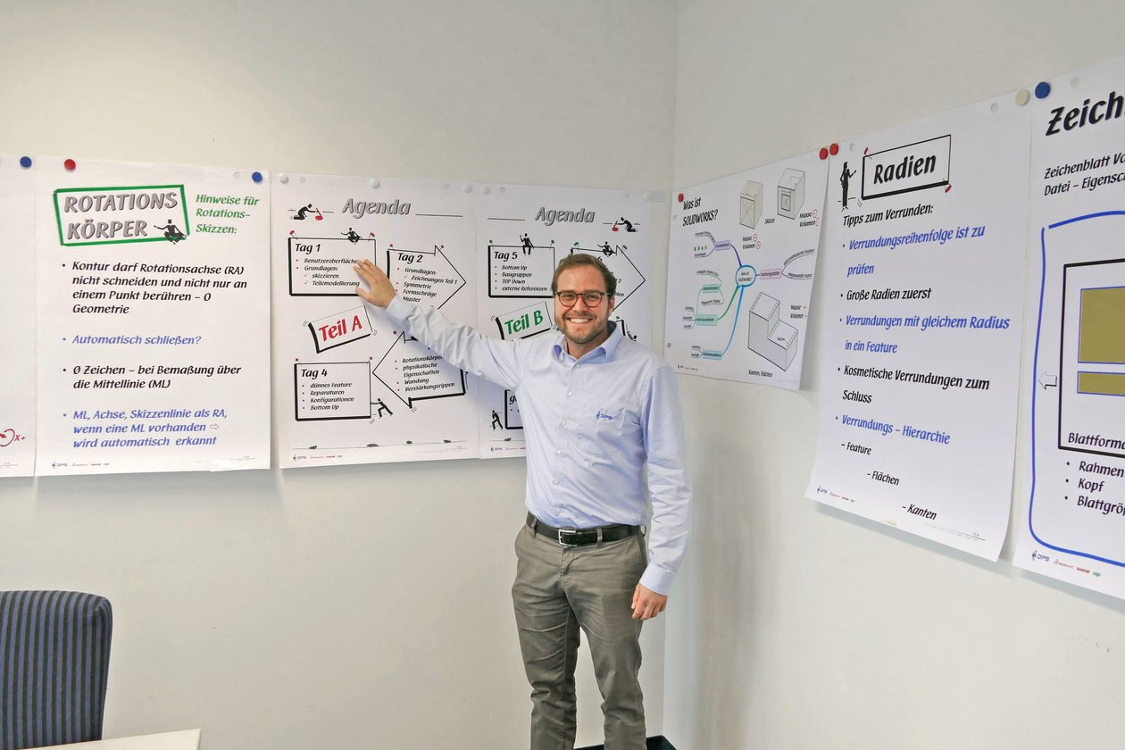 DPS Software Karriere Bewerbung