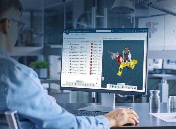 3DX PLM Services - Collaborative Designer for SOLIDWORKS