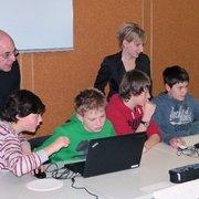 DPS unterstützt CAD-AG in der Klasse 6
