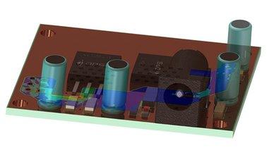 Simulationen für den Elektronik-Bereich