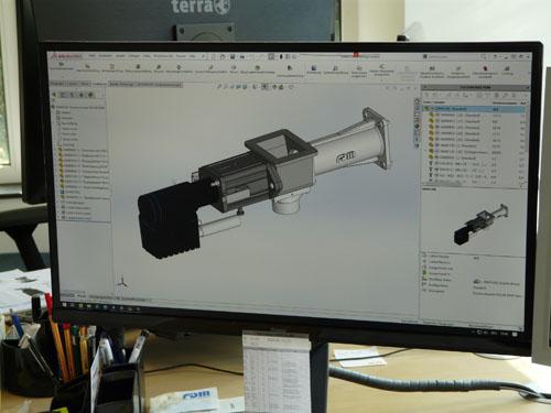 Komponenten und Module mit höherem Detaillierungsgrad